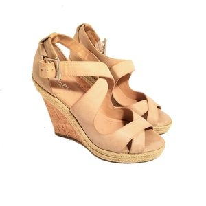 Charles David Heel Wedges Shoes